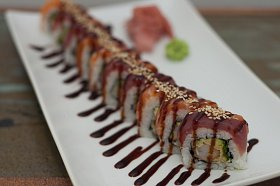 #5 City Sushi Roll