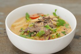 Red Curry - beef