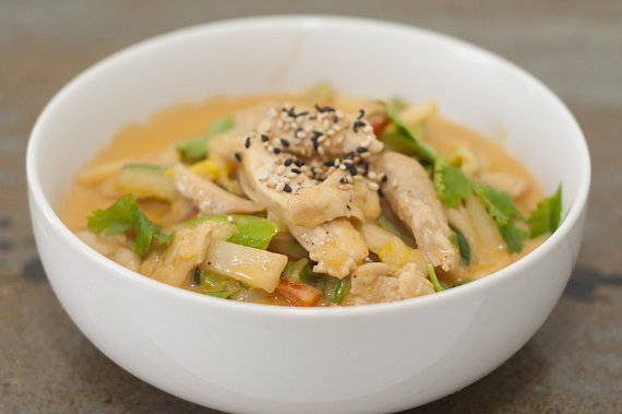 Red Curry - chicken